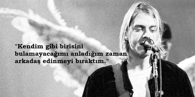 Kurt Cobain'in iz bırakmış en içten 12 sözü