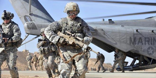 Ortadoğu'ya 5 bin asker