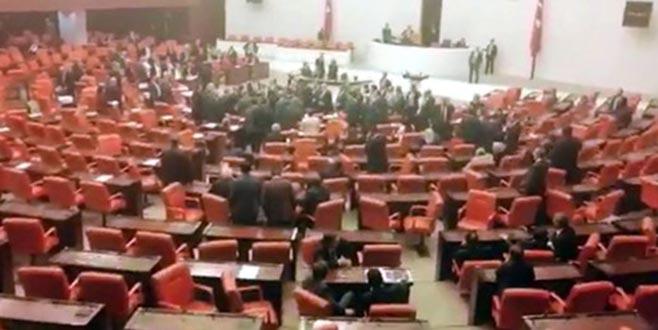 Meclis'te 'gerekçe' gerginliği