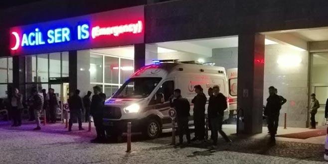 Bıçaklı saldırıya uğrayan belediye başkanı hayatını kaybetti