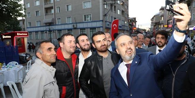 Aktaş: Derdimiz Orhaneli, heyecanımız Bursa