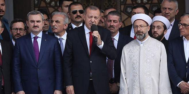 Erdoğan: Bu sandığın hakkını vereceğiz