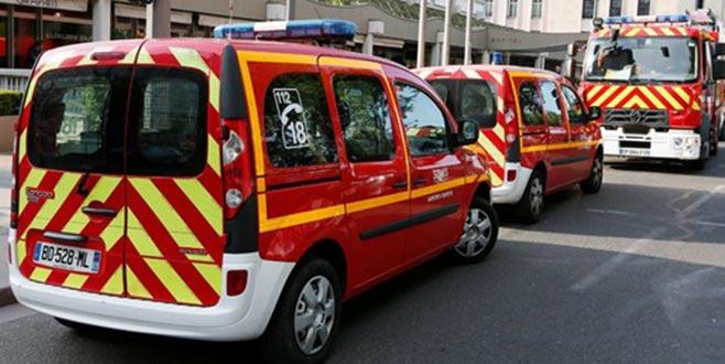 Fransa'da patlama: 10 yaralı