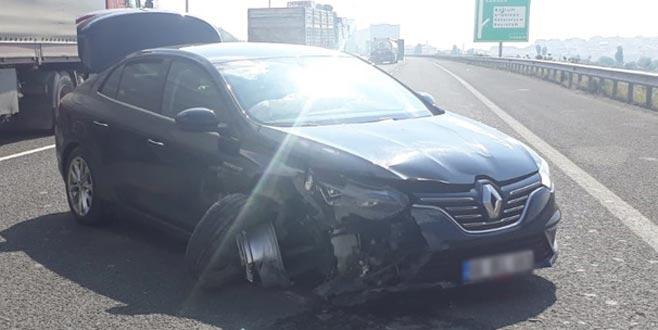 TÜİK Başkanı trafik kazasında yaralandı
