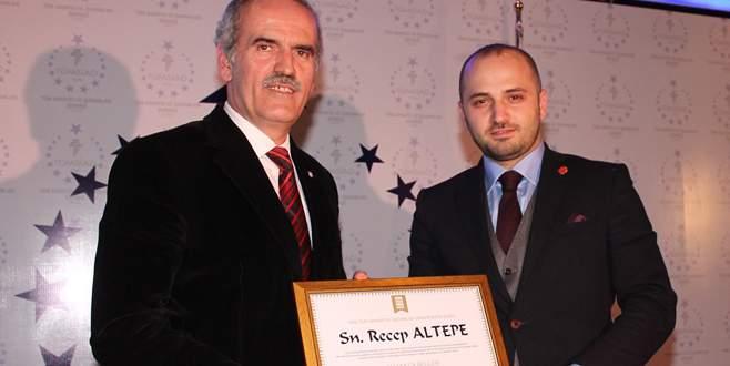 Bursa'ya hizmet büyük bir onur