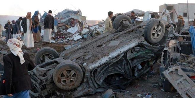 Yemen'de siviller hedef alındı: 13 ölü