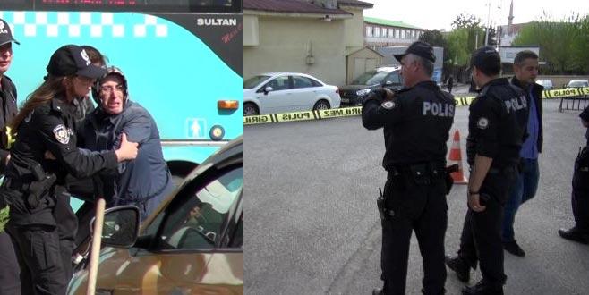 Taksicilerin sıra tartışması cinayetle bitti