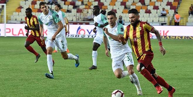 Bursaspor Süper Lig'e veda etti!