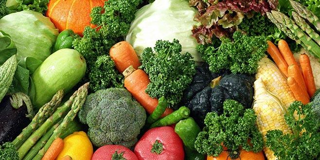 Meyve ve sebze sektörüne 263 milyon TL hibe