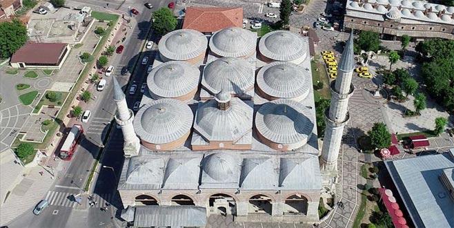 Hacı Bayram-ı Veli'nin hatırası tarihi camide yaşatılıyor