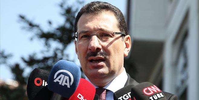 AK Parti'den İstanbul seçimi açıklaması