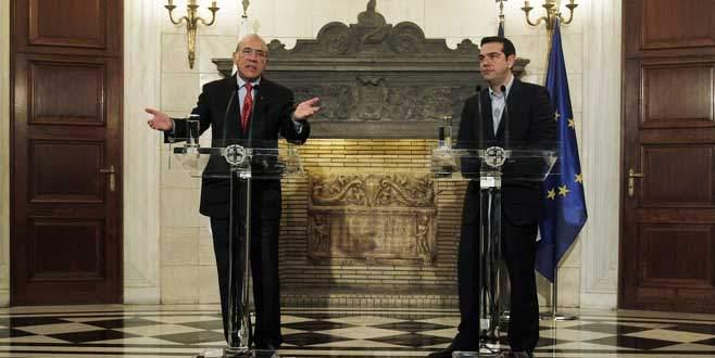 Yunanistan OECD ile işbirliği yapacak