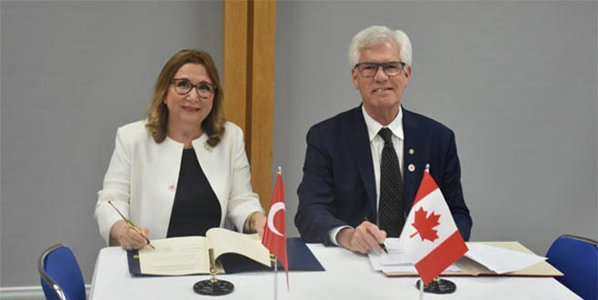 G20'de Türkiye-Kanada iş birliği