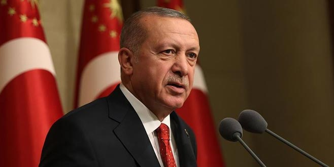 Erdoğan'dan seçim anketleriyle ilgili açıklama