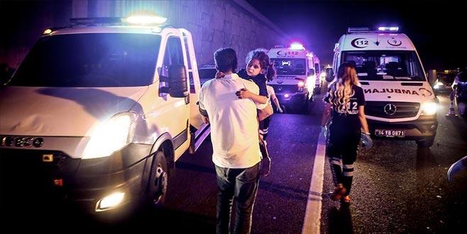 Makas faciasında 2 tutuklama