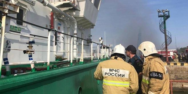Tanker yangınında3 kişi öldü