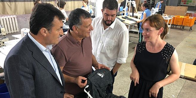 Dündar'dan Gagavuzya'daki Türk yatırımcıya moral