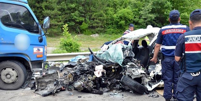 2 üniversite öğrencisi kaza kurbanı