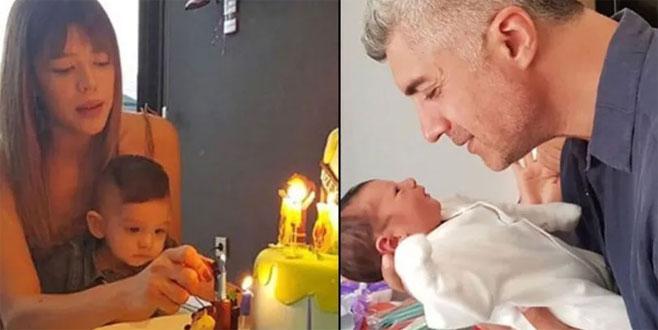 Özcan Deniz oğluyla ilk tatilini Kıbrıs'ta yapacak