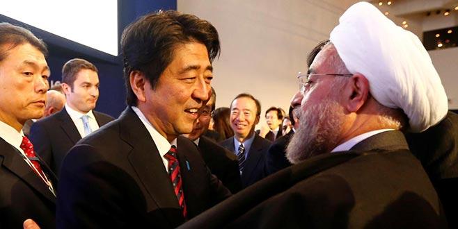 İran, Abe'den yardım isteyecek