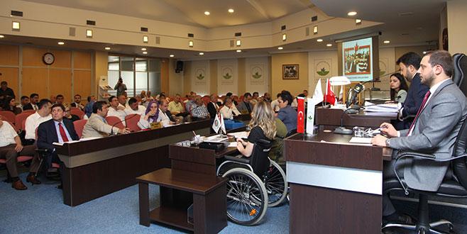 Osmangazi Belediyesi 48 milyon liralık kredi çekecek