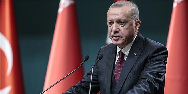 Cumhurbaşkanı Erdoğan: Türkiye, S-400 sistemlerini almıştır!