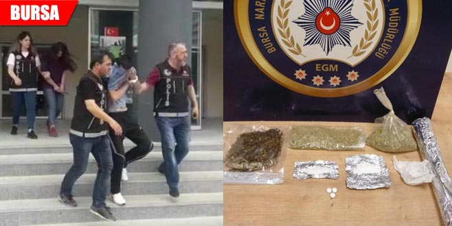 3 ilçede uyuşturucu operasyonu: Gözaltılar var