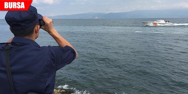 Tekne faciasında kaybolan Sincan'ı arama çalışmalarına yeniden başlandı