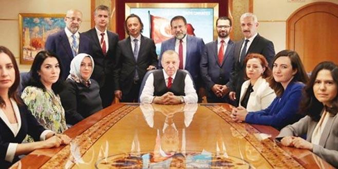 Erdoğan'dan ABD'ye S-400 için net yanıt
