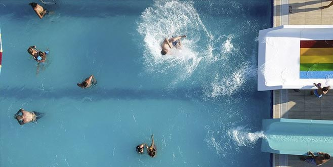 Havuza girecekler dikkat! Önemli uyarı...