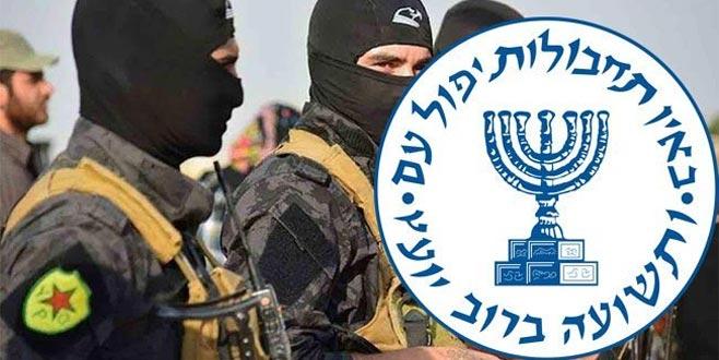 Mossad, YPG'lileri eğitiyor