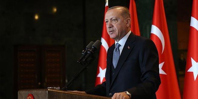 Cumhurbaşkanı Erdoğan: O iş bizim için bitmiştir