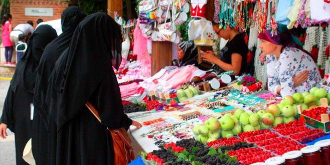 Arabistan'dan Bursa ve Türkiye'yi karalama kampanyası