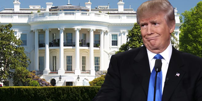 Beyaz Saray'ı sevdi