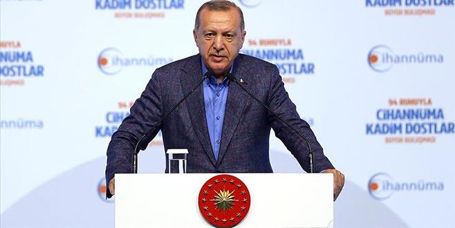 Cumhurbaşkanı Erdoğan: Veri kopyalama işi FETÖ sanatıdır