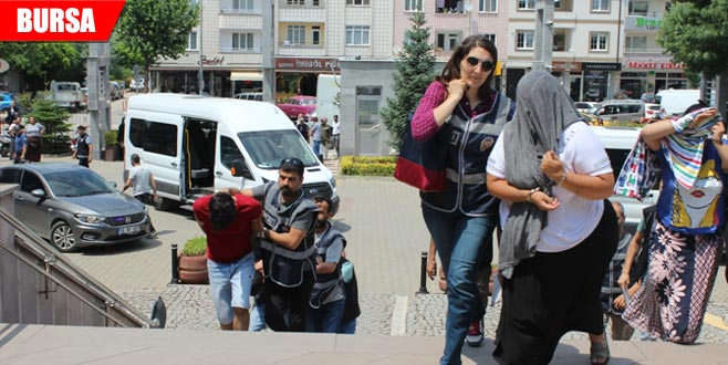 Dev operasyonda tutuklananların sayısı 35'e yükseldi