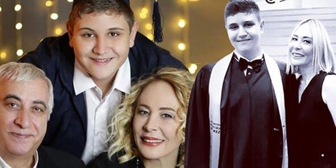 'Oğlumuz mezun oldu'