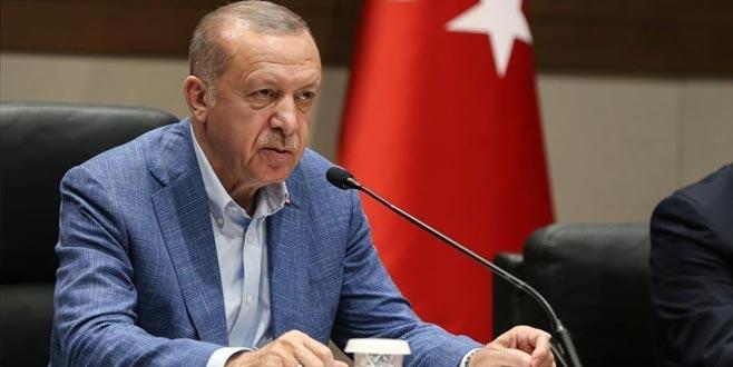 Cumhurbaşkanı Erdoğan: Yargı İmamoğlu'nun önünü kesebilir