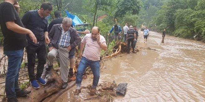 Trabzon'da sel: 6 kişi hayatını kaybetti, 4 kişi aranıyor