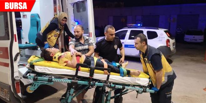 12 yaşındaki çocuk 5. kattan düştü