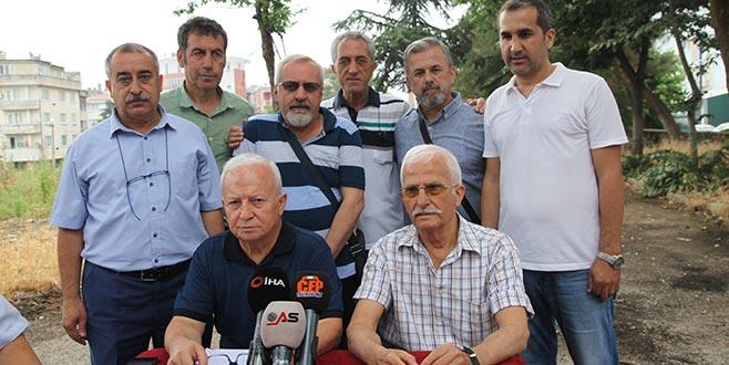 'Okulumuzu geri istiyoruz'