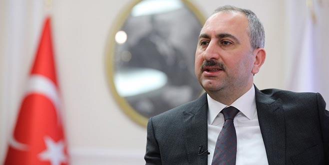 Adalet Bakanı'ndan 'Genelkurmay çatı davası' açıklaması