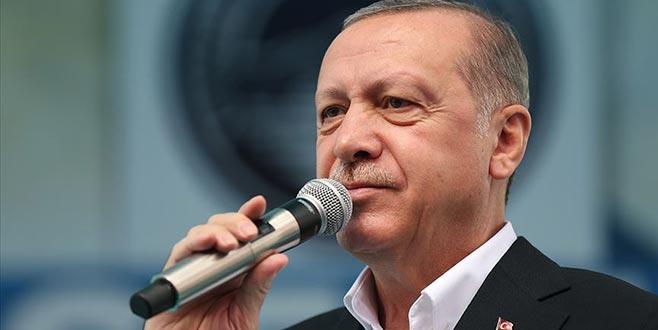 Cumhurbaşkanı Erdoğan: Sicili Sayıştay raporlarıyla tespitli şekilde bozuk
