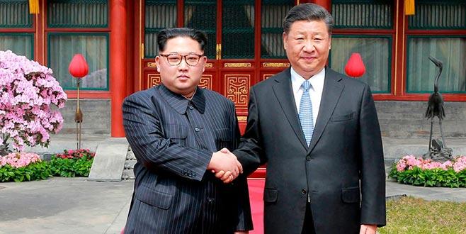 Şi Cinping'den kritikPyongyang ziyareti