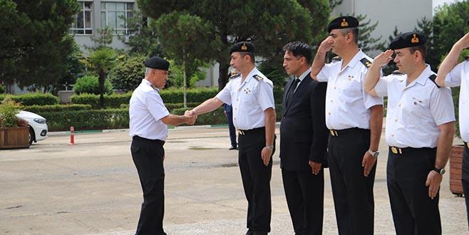Jandarma Genel Komutanı Bursa'da