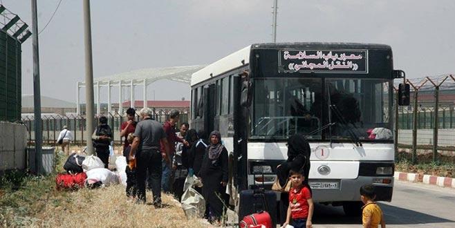 Suriyelilerden 5 bini döndü
