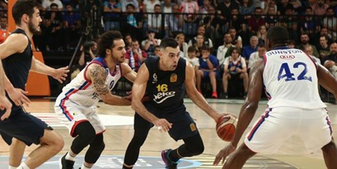 Türkiye Basketbol Ligi'nde şampiyon Anadolu Efes