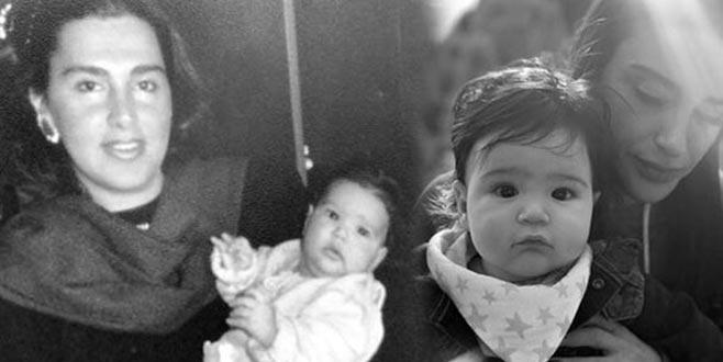 Aslıhan Doğan Turan'ın paylaşımı gündem oldu: Galiba aynımı doğurdum