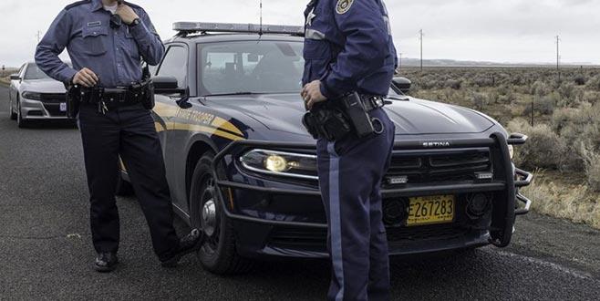 ABD'de polis firari11 senatörü arıyor