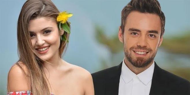 Hande Erçel ve Murat Dalkılıç takipte